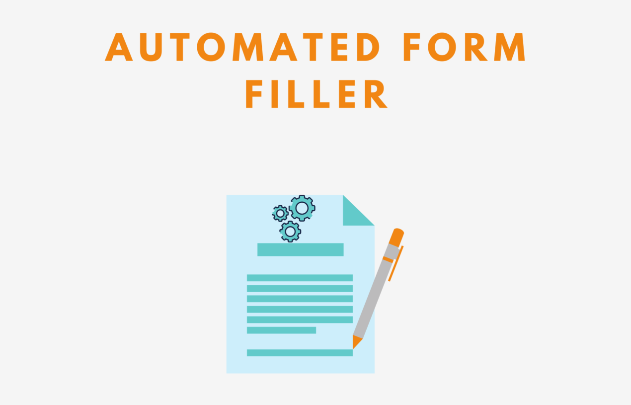 Automated Form Filler
