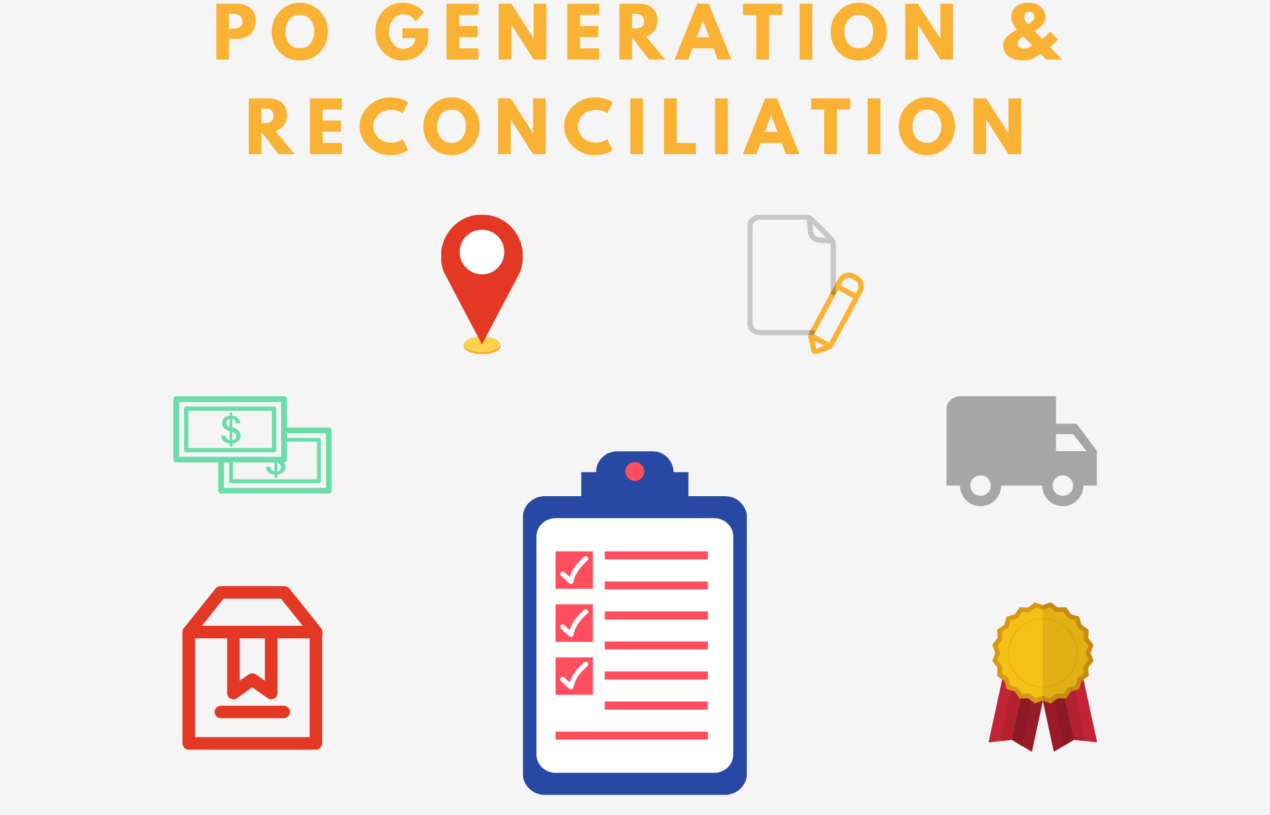 PO Generation & Reconciliation
