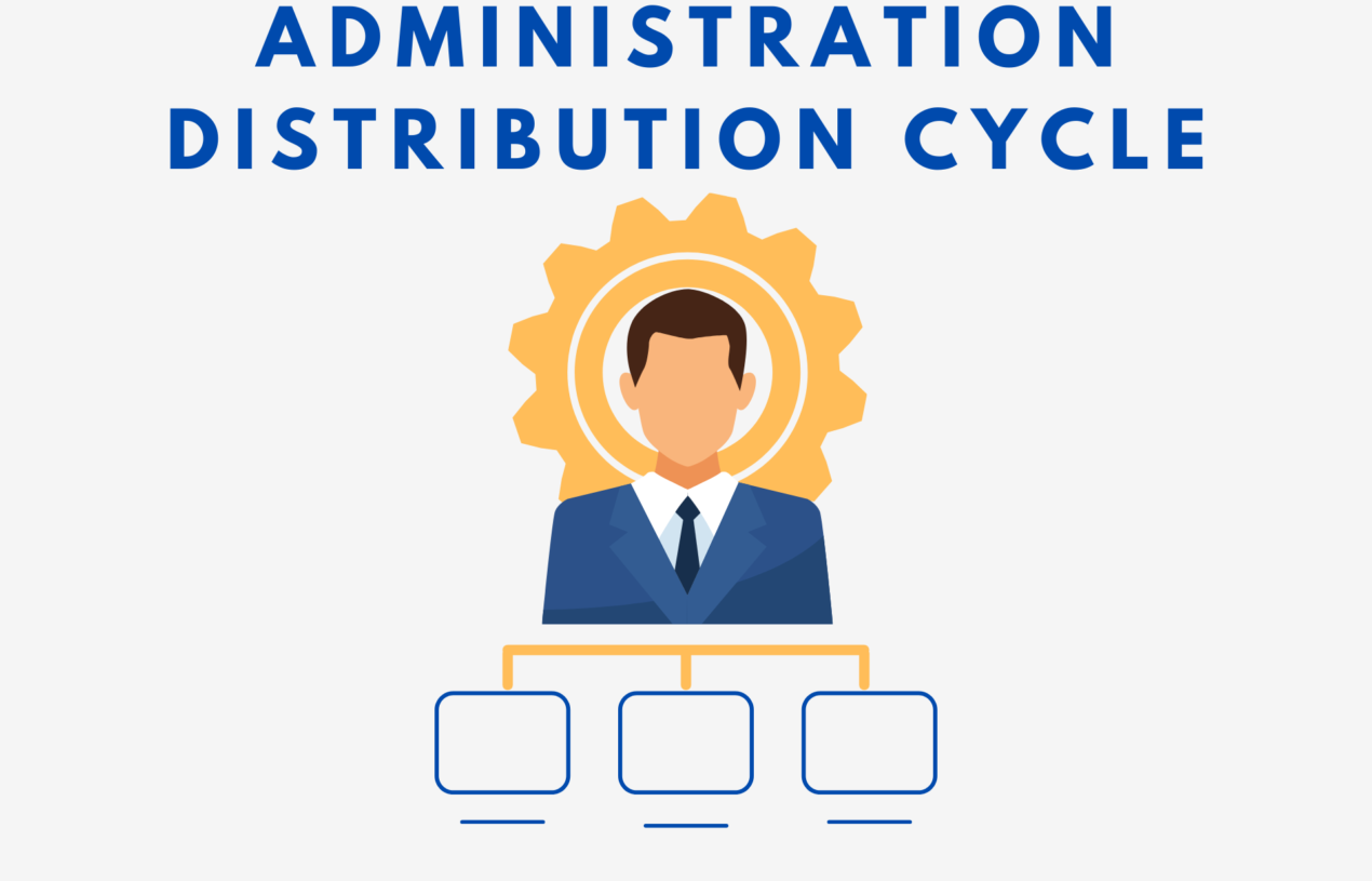 Administration Distribution Cycle